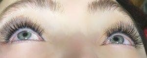 Hybrid Eyelashes