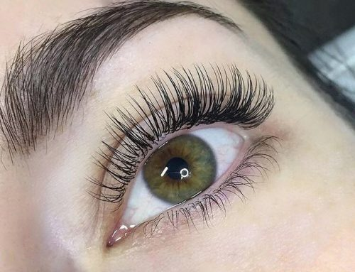 Eyelash Extensions Types and Shapes