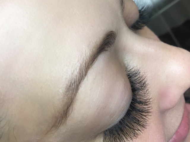 "Alt=Volume lash extensions. ""Sofia Lashes"". 150$"