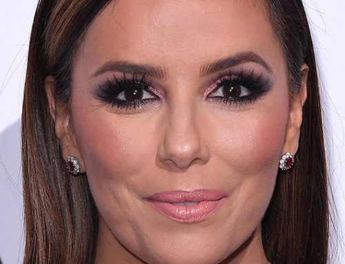 Celebrities who love Lash Extensions