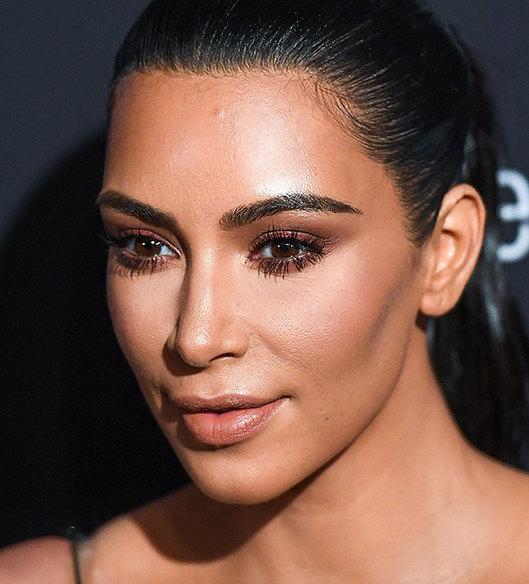 "alt=""Kim Kardashian-lash extensions"""