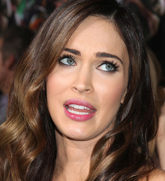"""alt=""""Megan Fox-lash extensions"""""""