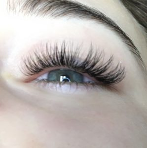 "alt=""Classic synthetic lash extensions"""