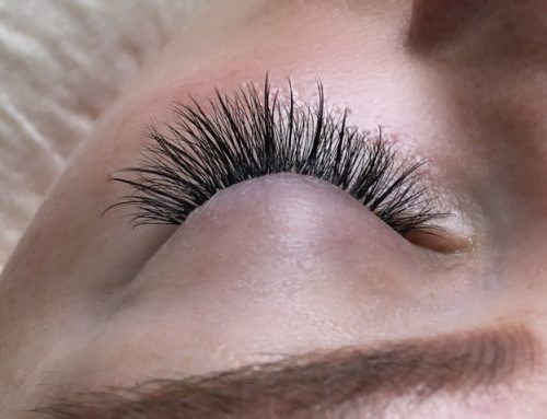Eyelash extensions or YUMI™ Lashes
